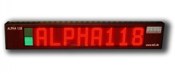 LED Anzeige