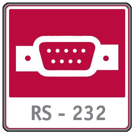 RS-232-Schnittstelle für Waage DB-II
