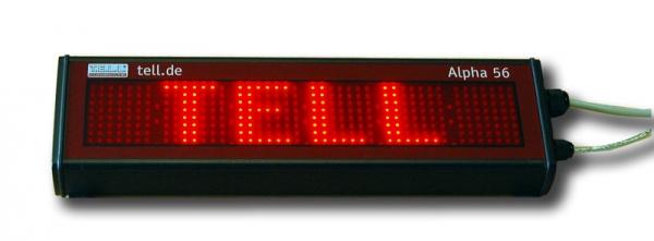 LED Anzeige 56