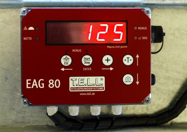 Elektronisches Anzeige Gerät EAG80