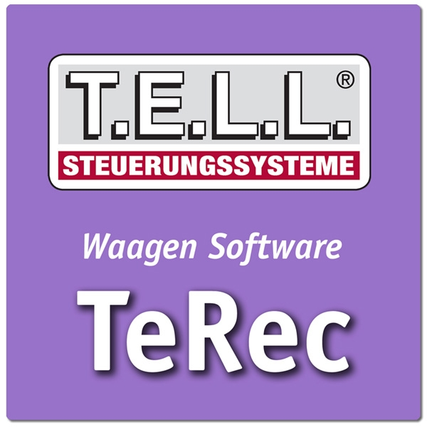 TEREC Waagensoftware